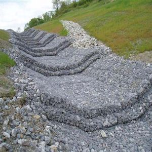 Gabion for Road/ Military Fortification Gabion pictures & photos