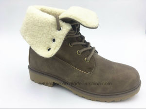 Winter Warm Leisure Women Safety Boots (ET-XK160212W) pictures & photos