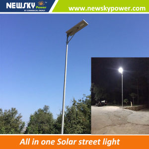 High Efficiency 40W Solar Motion Sensor Light pictures & photos