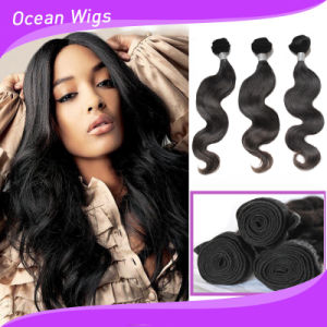 Quercy Hair Body Wave Hair Weave Brazilian Virgin Remy Human Hair Extensions pictures & photos