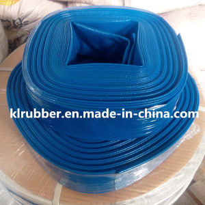 General Purpose PVC Layflat Hose for Drip Irrigation System pictures & photos