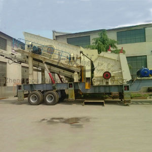 Crusher Portable Machine