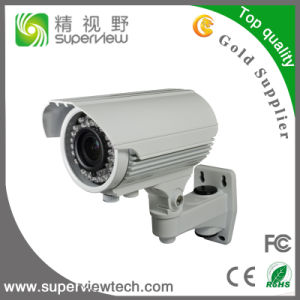 "1/3"" Sony CCD Effio-E 700tvl Varifocal IR Weatherproof Camera, Fsj28A-42-2.8-12-De"