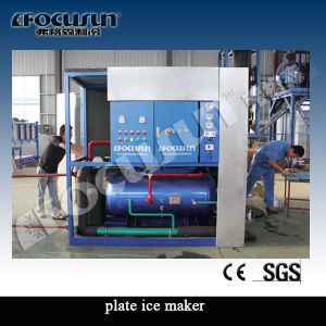 Industrial Plate Ice Making Machine (8tons/D) pictures & photos