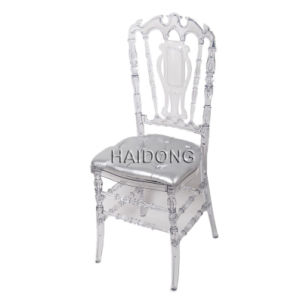 Transparent Plastic Royal Big Chiavari Chairs pictures & photos
