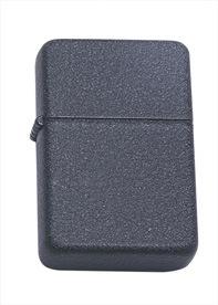 Steel Gift and Promotion Black Wholesale Oil Lighter