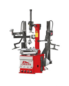 Professional Automatic Tyre Changer with Tilting Back Post with Double Help Arm