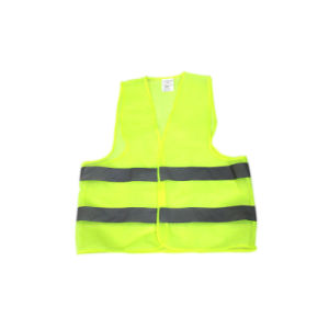 Reflective Safety Vest (Yellow) . pictures & photos