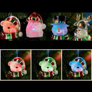 Hight Quality LED Christmas Gift Acrylic Christmas Decoration Light