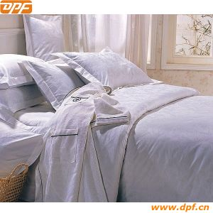 Star Hotel Supplier Hotel Textile (DPF052808) pictures & photos