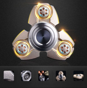 Factory Direct Stress Relief Educational Learning Toys Ckf Hand Fidget Spinner pictures & photos
