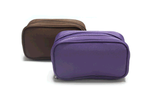 High Quality Microfiber Cosmetic Bag