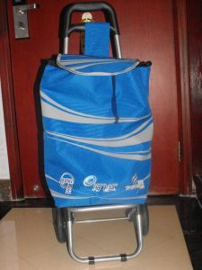 Supermarket Cosmetic Promotional Gift Shopping Trolley pictures & photos