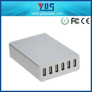 Electric Type 2.1A 2/4/6 USB Ports USB Charger pictures & photos