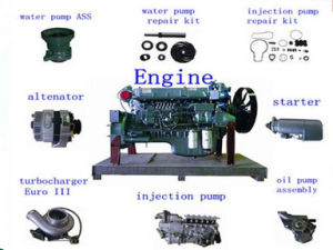 Sinotruk HOWO Dongfeng Truck Engine Spare Auto Parts pictures & photos