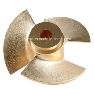 Brass Precision Casting Impeller for Auto Industry pictures & photos