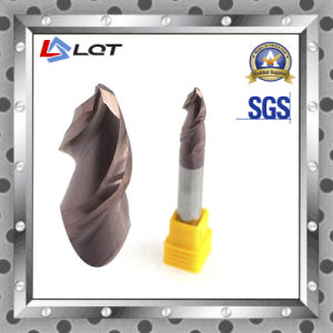 Tungsten Carbide Milling Cutter for HRC 55 Degree pictures & photos