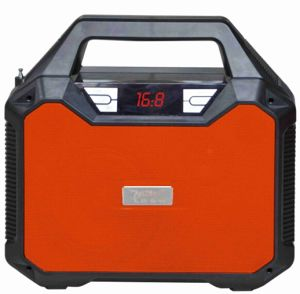 Hot Sale Mini Portable Battery Speaker F-34 pictures & photos