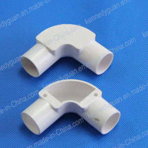 Electrical Fittings PVC Bend 90 Degree pictures & photos