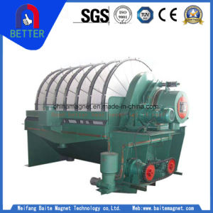 Pgt Disc Vacuum Filter Equipment /Ore Dressing Process Machine for Coal Washing, Nonmetallic Ore and Environmental pictures & photos