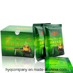 100% Pure Herbal Extract Tibetan Baicao Tea Herbal Tea for Health 10bags/Box pictures & photos