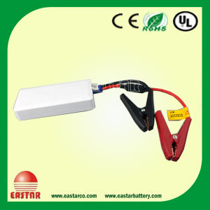 14000mAh Portable Mini Car Jump Starter with CE/RoHS/FCC/ISO9001 Certificate pictures & photos