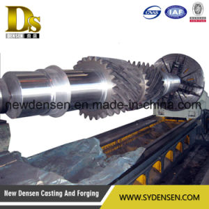 High Quality Customized Hot Forging and Machining Steel Shaft pictures & photos