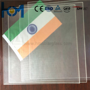 3.2mm Toughened PV Glass with Low Iron pictures & photos