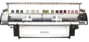 Single System Flat Knitting Machine pictures & photos