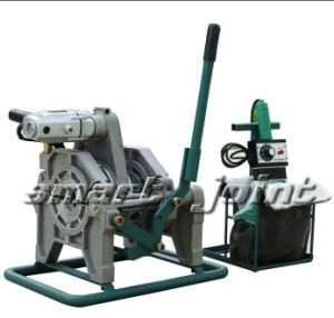 Mannual Butt Fusion Machine FM160g pictures & photos