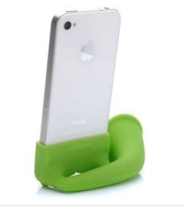 Silicone Horn Speaker Mobile Accessories for iPhone 6 pictures & photos
