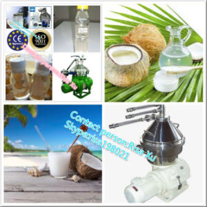 Disc Separator for Coconut Oil Separation pictures & photos