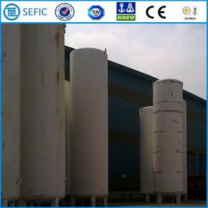 20m3 X 0.8MPa Low Pressure Cryogenic Liquid Nitrogen Tank (CFL-20/0.8) pictures & photos