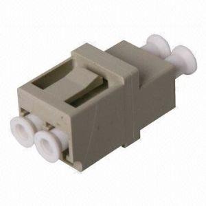 LC Duplex Fiber Optic Adapter Manufacturer pictures & photos