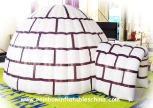 Giant Inflatable Tent Party Event Camping China Supplies Competitive Igloo pictures & photos