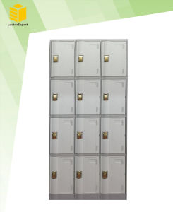Plastic Locker High Quality Made in China pictures & photos
