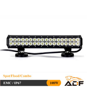 CREE 108W IP67 Offroad Double Row LED Driving Light for Jeep, 4X4, ATV, Boat, Truck