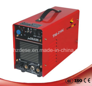 TIG 210c Inverter Welding Machine pictures & photos