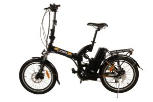 Moped Electric Bike China Folding Electric Bicycle pictures & photos