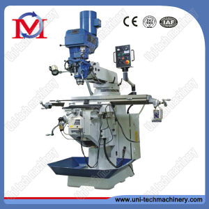 Universal Turret Milling Machine (X6323, X6325, X6330, X6333) pictures & photos
