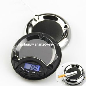 0.01g Ashtray Design Pocket Scale (BS-D12) pictures & photos