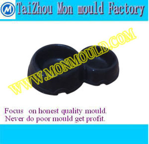 Plastic Injection Pet/Dog/Cat Bowl Container Mold pictures & photos