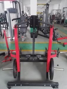 ISO-Lateral Rowing Machine/Hammer Strength Machine/Gym Equipment pictures & photos