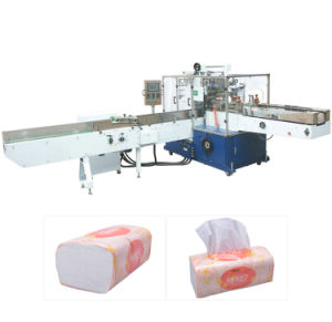 High Speed Full Automatic Facial Tissue Packing Machine pictures & photos