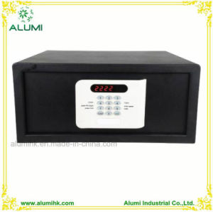 LED Display Electronic Safe Box for Hotel Guest Room pictures & photos