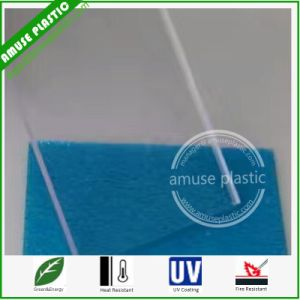 Clear Lexan Polycarbonate Sheets Coated UV Plastic PC Construction Material pictures & photos