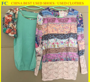 2016 Fashionable and Hot Sale Used Clothing (FCD-002) pictures & photos