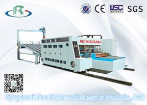 Corrugated Carton Box Making Machine (Printer Slotter) pictures & photos