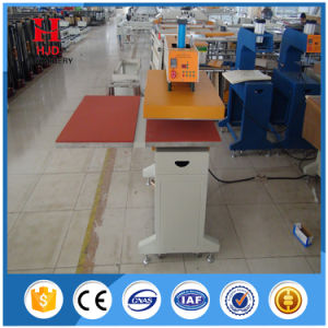 Automatic Pneumatic Heat Transfer Machine with Hjd-502 pictures & photos