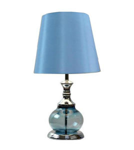 Metal Glass Table Lamp (WHT-105) pictures & photos